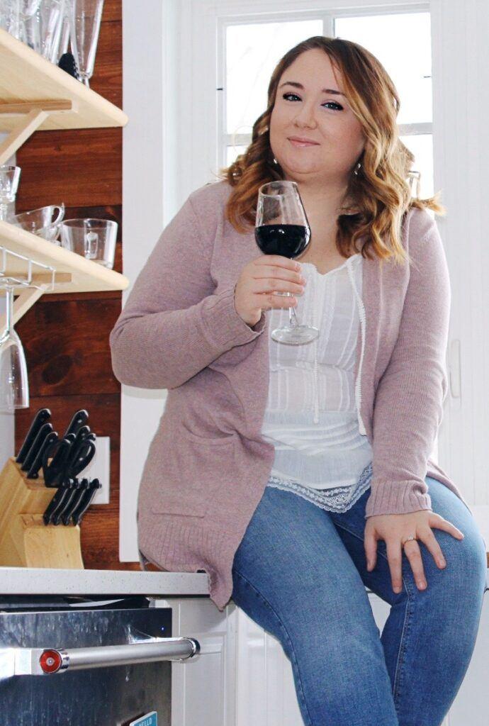 My story of wine