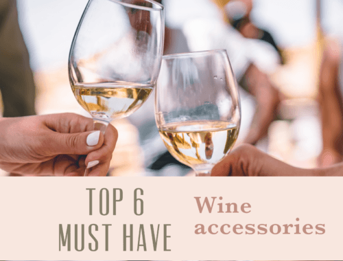 Top 6 Must Have Wine accessories